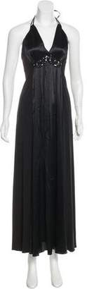 BCBGMAXAZRIA Sleeveless Maxi Dress