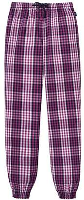 Schiesser Girl's Mix&Relax Web Pants Pyjama Bottoms