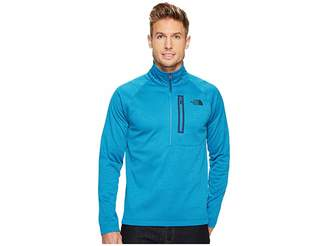 The North Face Canyonlands 1/2 Zip (Brilliant Blue Heather