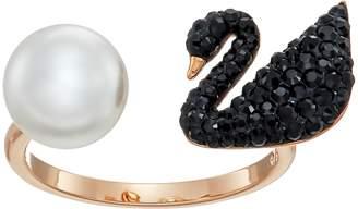 Swarovski Iconic Swan Ring Ring