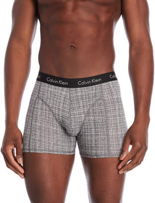 Calvin Klein 3-Pack Cotton Comfort Fit Boxer Briefs