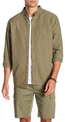 Tavik Uncle Woven Regular Fit Shirt