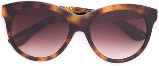 Oliver Goldsmith Manhattan sunglasses $525 thestylecure.com