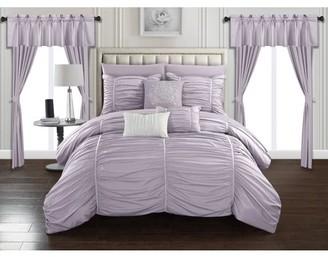 Chic Home Hallstatt 20 Piece Bed in a Bag Comforter Set