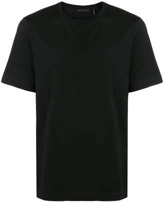 Helmut Lang back logo T-shirt