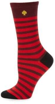 Kate Spade Saturday Striped Socks