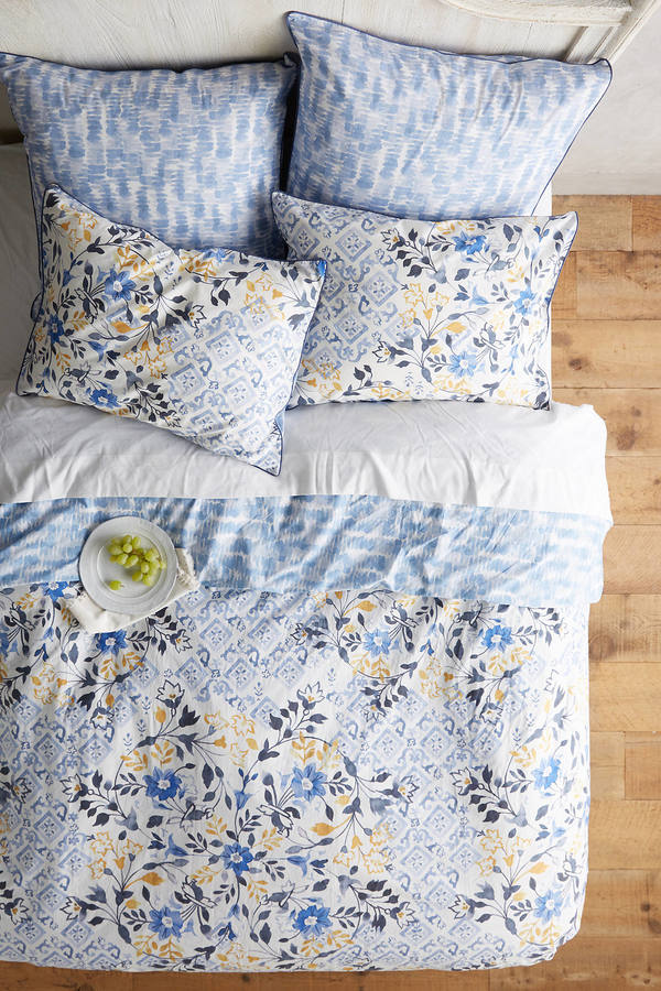 Anthropologie Anthropologie Madeline Duvet