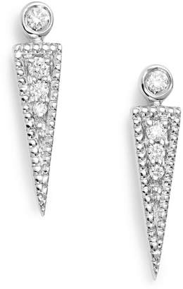 Dana Rebecca Designs Dana Rebecca Samantha Lynn Diamond Dagger Earrings