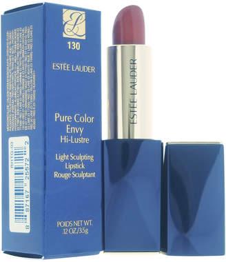 Estee Lauder 0.12Oz Slow Burn Pure Color Envy Hi-Lustre Light Sculpting Lipstick