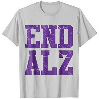 END ALZ Alzheimer's T-Shirt