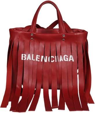 Balenciaga Fringe Hobo Bag