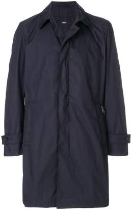 HUGO BOSS single breasted coat