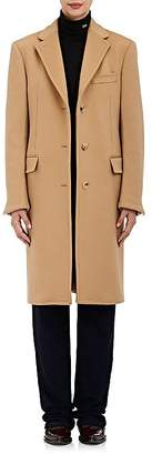 Calvin Klein Women's Brushed Wool Melton Coat