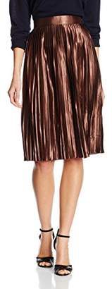 Glamorous Women's Pleated Skirt,(Manufacturer Size:S)