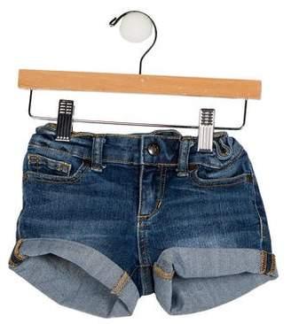 Joe's Jeans Girls' Five Pocket Jean Shorts