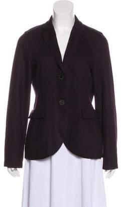 Harris Wharf London Wool Lightweight Notch-Lapel Blazer