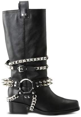 Moschino OFFICIAL STORE Boots