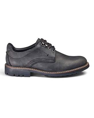 Hybrid Derby Shoes Extra Wide Fit