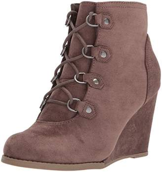 Madden-Girl Women's Gayleew Ankle Bootie