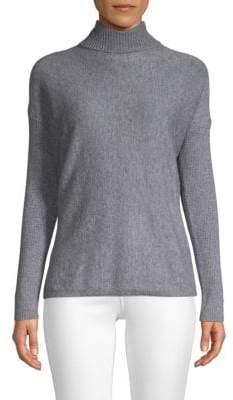 Saks Fifth Avenue Classic Long-Sleeve Turtleneck Sweater