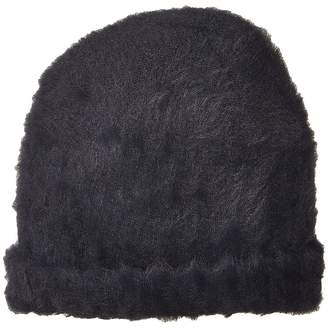 Free People Head In The Clouds Fuzzy Beanie Beanies