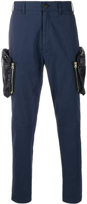 Stone Island Shadow Project side patch pocket trousers