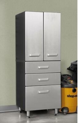 WFX Utility Festus 2 Piece Garage Storage Cabinet WFX Utility