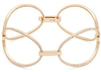 Ileana Makri Diamond & Yellow Gold Bracelet - Womens - Yellow Gold