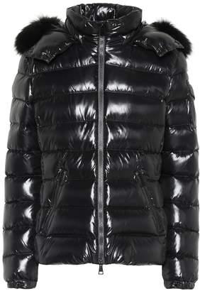 d7bb7bb2277 Moncler Fur-trimmed down jacket
