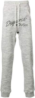 DSQUARED2 logo sweatpants