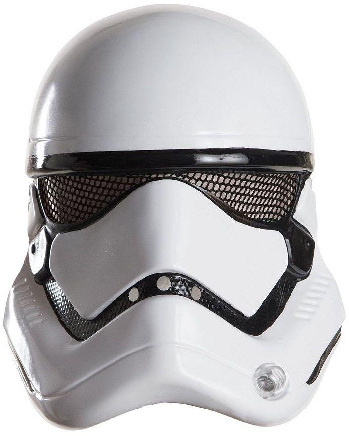Star Wars: Episode VII The Force Awakens Stormtrooper Kids Costume Half Helmet