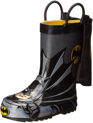 Western Chief Batman Everlasting Rain Boot (Infant/Toddler/Little Kid)