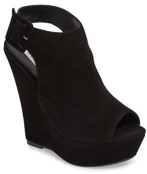Women's Steve Madden Elvy Wedge Sandal $99.95 thestylecure.com