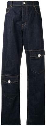 J.W.Anderson straight-leg jeans