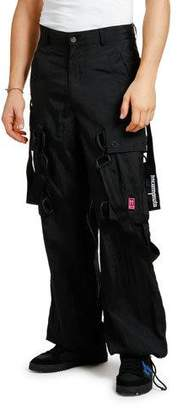 Off-White Men's Bondage Cargo Pants