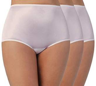 Vanity Fair Women's Ravissant Tailored Nylon Brief $8.32 thestylecure.com