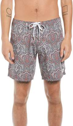 rhythm Bazaar Swim Trunks