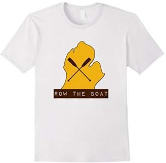 Row The Boat Athletic Football Crew T-Shirt