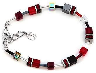 Coeur de Lion Women Stainless Steel Charm Bracelet - 4014/30-0312