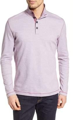 Robert Graham Leonard Classic Fit Pique Pullover