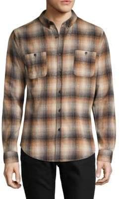 Ezekiel Harbor Woven Button-Down Shirt