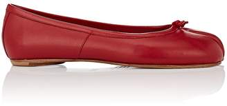 Maison Margiela Women's Tabi Leather Flats