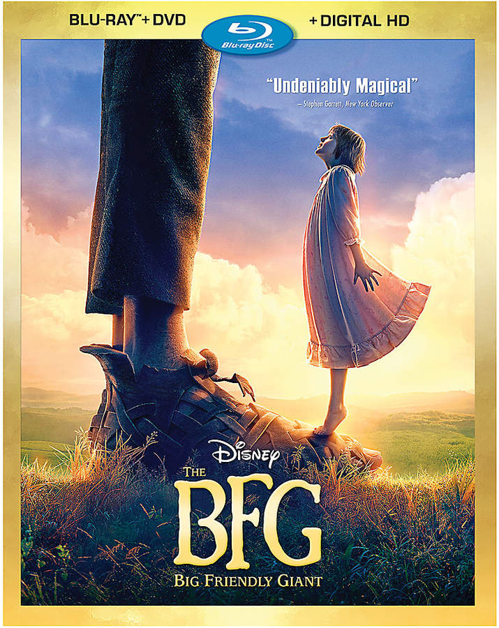 Disney The BFG Blu-ray Combo Pack