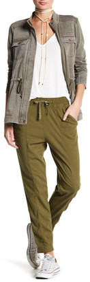 Lucky Brand Tapered Soft Pant $89.50 thestylecure.com