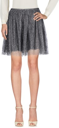 RED Valentino Knee length skirts - Item 35313193FA