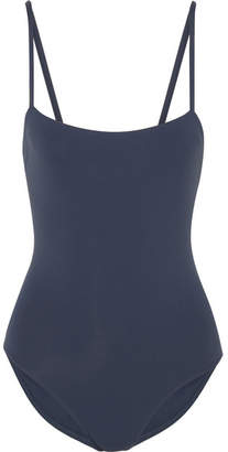 Eres Les Essentiels Aquarelle Swimsuit - Storm blue