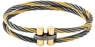 Paul Morelli Double Wire Bracelet