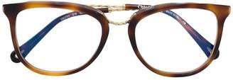 Chloé Eyewear square glasses