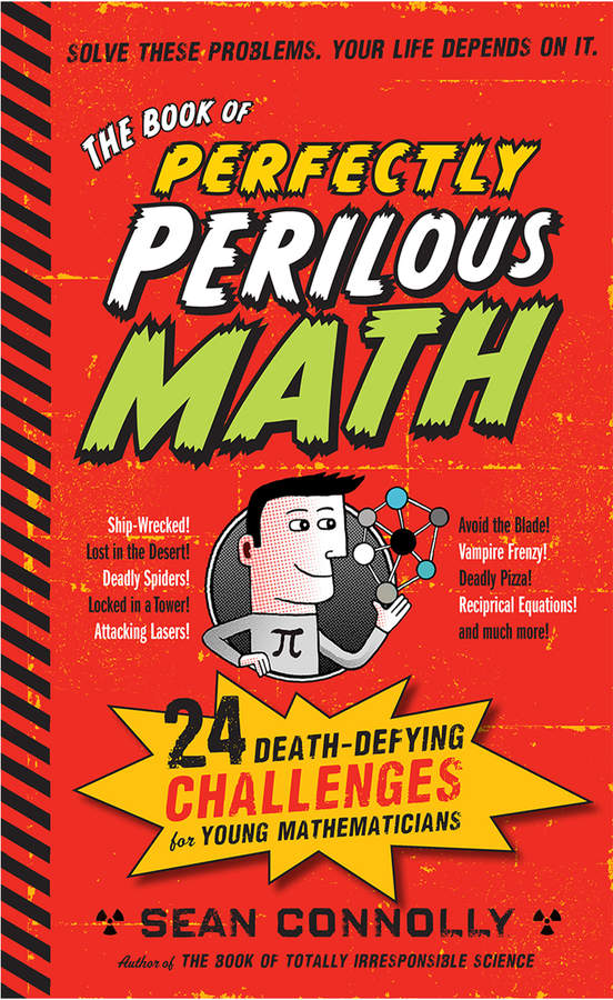 Workman Publishing The Book of Perpectly Perilous Math