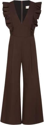 Sea Stevie Cotton Wide-Leg Jumpsuit